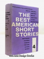 The Best American Short Stories 4